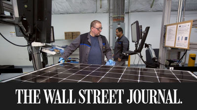 Preview image for The Wall Street Journal - Ross Gerber: Clean Energy ETFs Take a Hit, but Money Keeps Flowing In